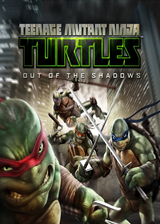 忍者神龟:脱影而出 PSN版