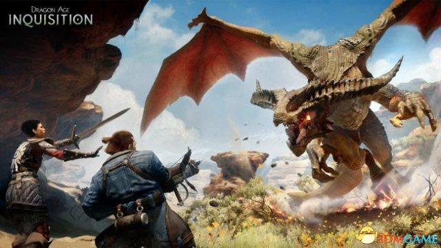 《龙腾世纪:审判》官网更新 多张游戏截图公开