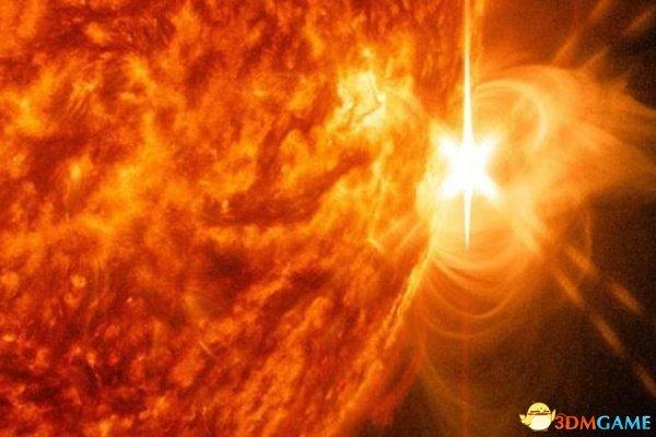 太阳爆发最高级别风暴:全球电网或将受到威胁