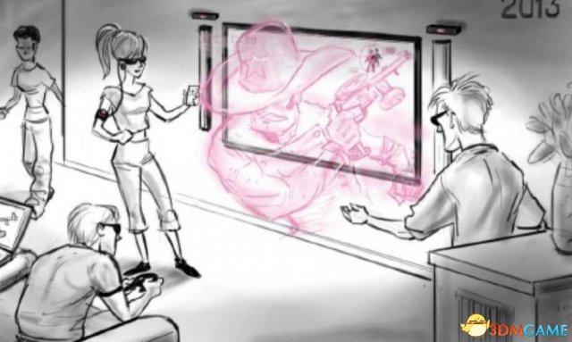 """X1负责人表示虚拟现实体验未来必成""""游戏大热门"""""""