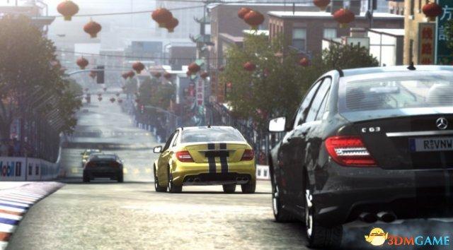 再弃XP 《超级房车赛:汽车运动》PC配置需求曝光