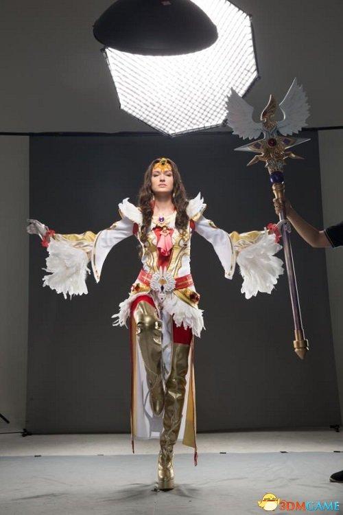 《神魔大陆》影视级Coser美图 诠释正统西方魔幻