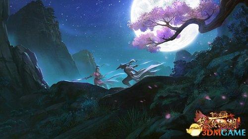 年度武侠巨制 完美世界《笑傲江湖3D手游》公布