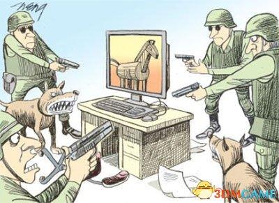 新华社报道:我国面临大量境外网络的攻击威胁