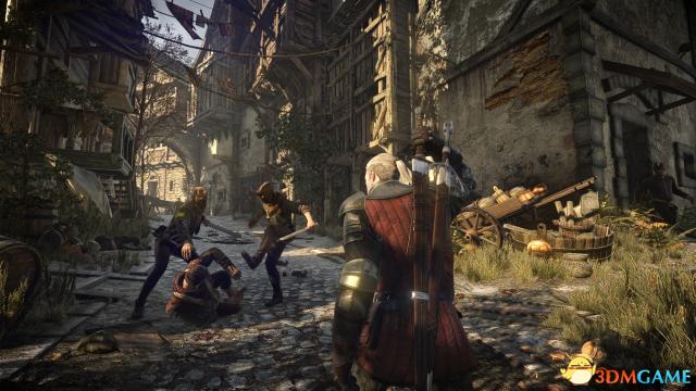 《巫师3》开发人员向玩家保证:绝对不再延期