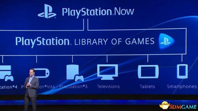 大作汹涌来袭!索尼承诺PS NOW将随上百款游戏发布