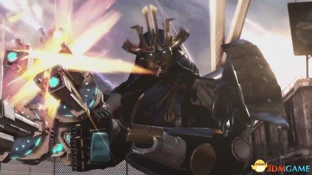 火力全开!《变形金刚:暗焰崛起》最新预告片