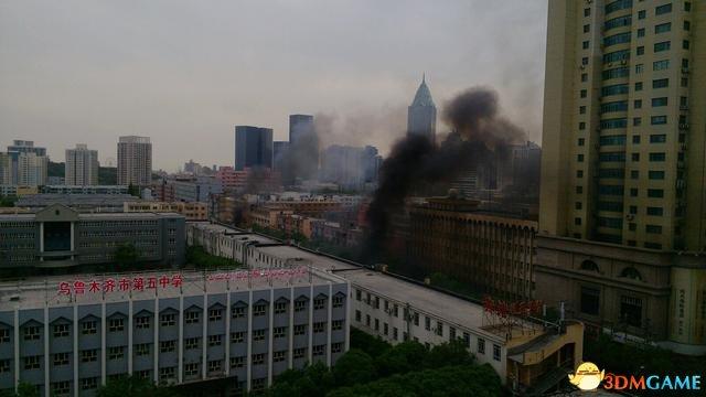 东突宣战?乌鲁木齐闹市区早市发生爆炸造成伤亡