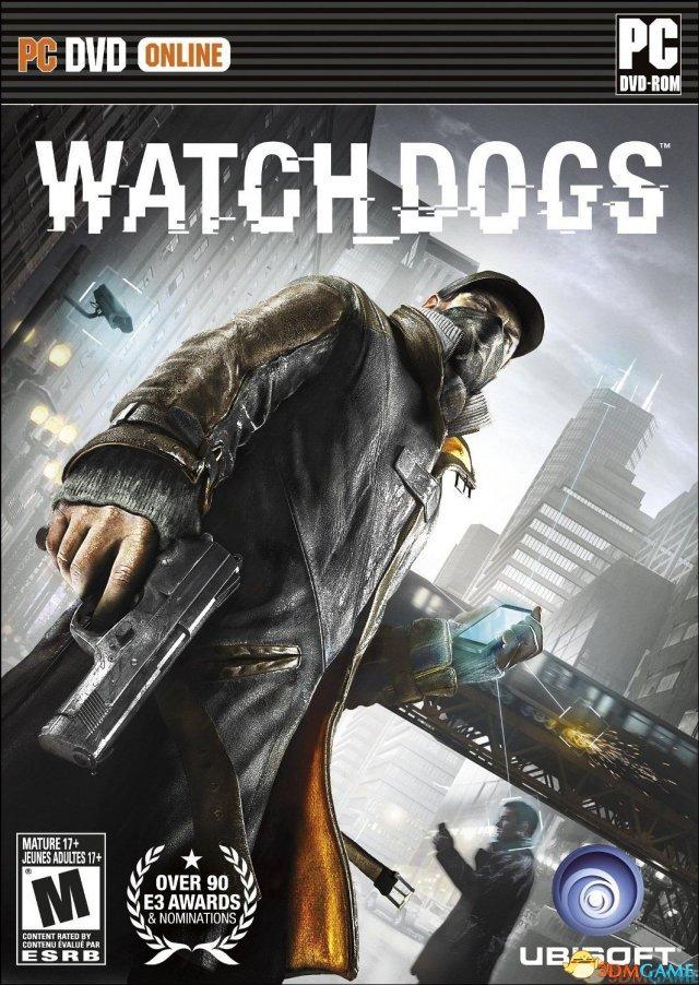 提前4天偷跑育碧年度大作《看门狗》PC版下载放出