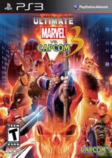 终极版漫画英雄VSCapcom3 美版