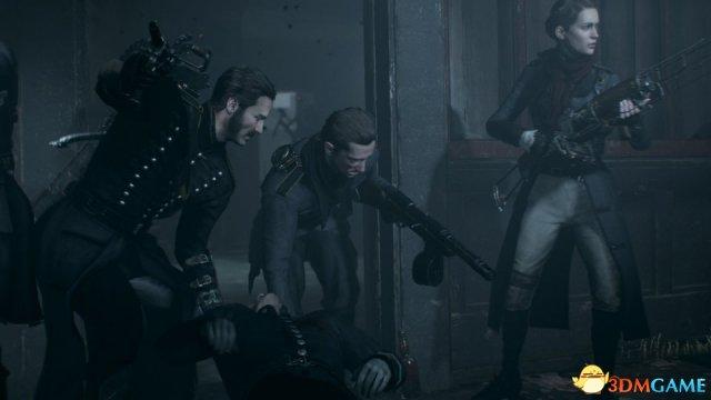 Sony官方认同《教团:1886》跳票至二〇一六年