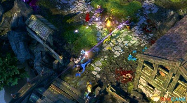 Deep Silver《圣域3》于七月5日登录各大平台