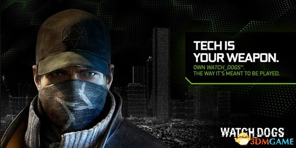 <b>Nvidia谈《看门狗》GameWork优化 我们从没黑AMD</b>