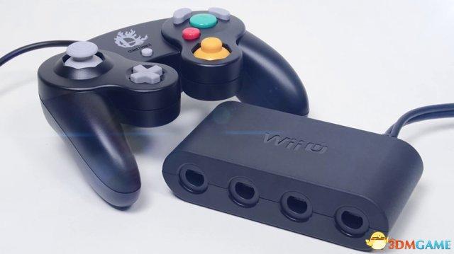 任天堂官方公布NGC手柄Wii,玩家表示很期待