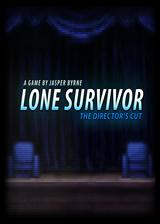 孤独的幸存者:导演剪辑版 PSN版
