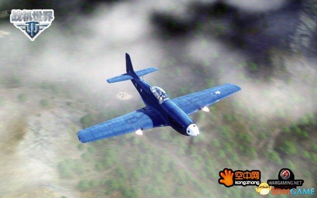 《战机世界》开放测试三机种最火战机 你玩哪款