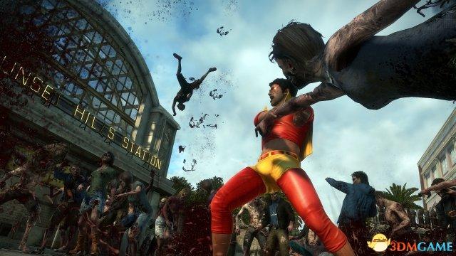 <b>卡普空:《丧尸围城3》PC版是最优版本 画面炫酷</b>