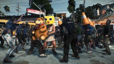 卡普空《丧尸围城3》夏季推出PC版 最新预告片发布