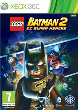 乐高蝙蝠侠2:DC超级英雄 全区ISO版