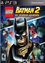 乐高蝙蝠侠2:DC超级英雄 美版