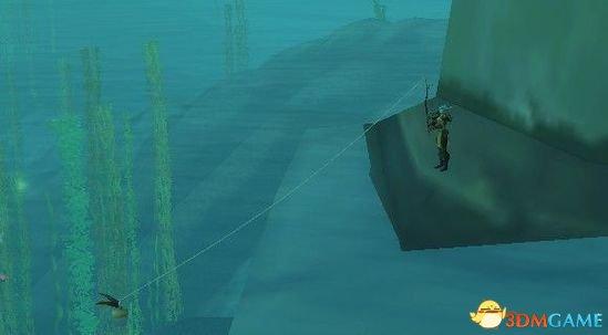 《魔兽世界》6.0钓鱼:鱼分大中小 可打开拾取鱼肉