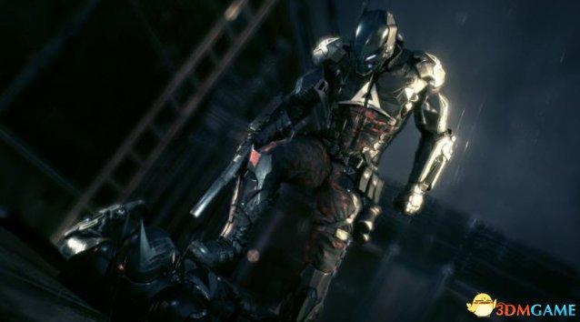 《蝙蝠侠:阿卡姆骑士》小丑回归 超人不会出现