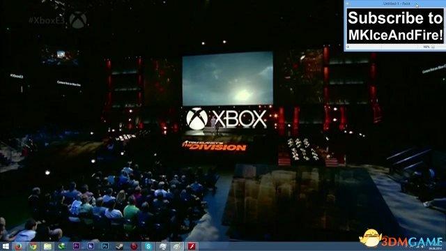 E3 2014:育碧动作射击游戏《全境封锁》试玩展示