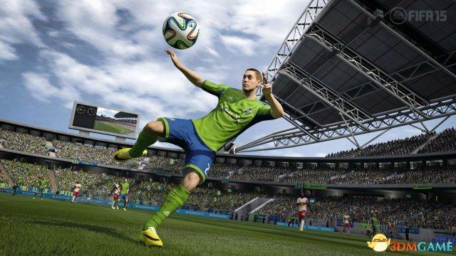 E3 2019:《FIFA 15》新图赏 借巴西世界杯造势