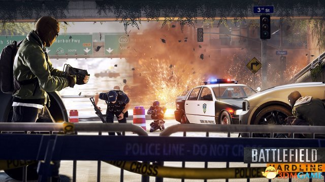 人人都可免费玩 《战地:硬仗》PC版内测完全开放