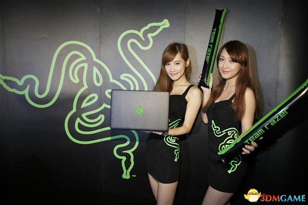 搭载GTX870M Razer雷蛇最新高端游戏笔记本将开卖