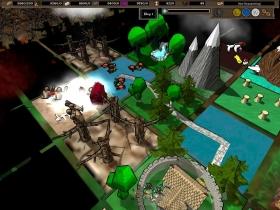 围攻龟飞地 游戏截图
