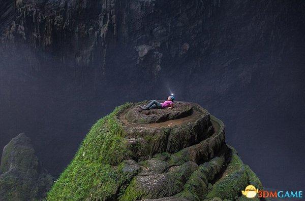 <b>探秘世界上最大的洞穴 越南韩松洞诡异的地下世界</b>