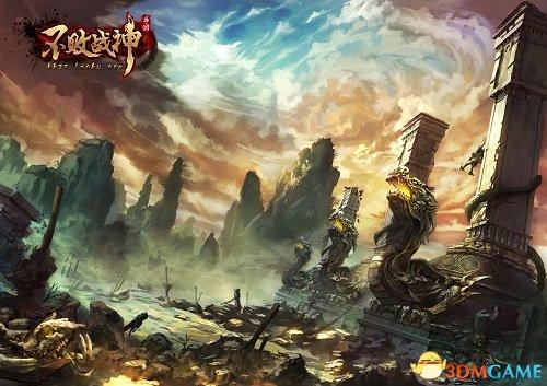 完美世界新游《不败战神》 铁血团战大作即将来临