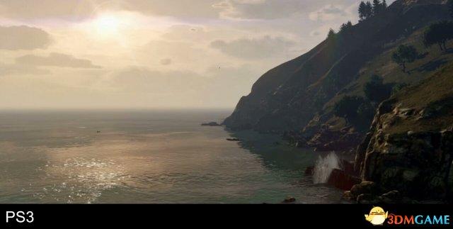 《侠盗猎车5》PS4与PS3画质大对比:差距震惊了!
