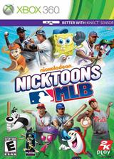 KINECT尼克卡通职棒大联盟MLB 全区ISO版