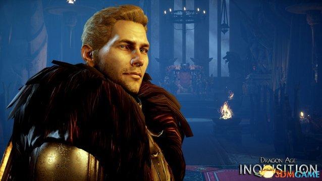 一个有故事的大叔 《龙腾世纪3:审判》角色 Cullen