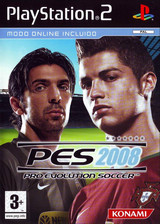 [PS2]职业进化足球2008 简体中文王涛解说版
