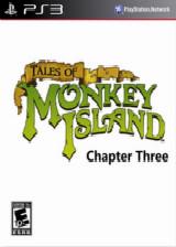 猴岛小英雄:第3章 海怪之巢 美版