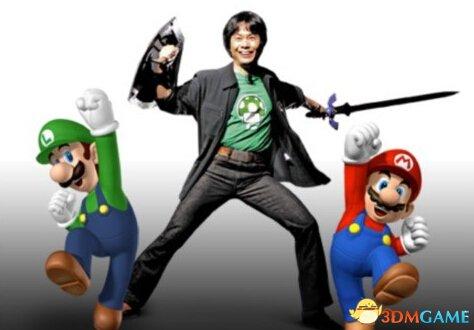 宫本茂:游戏创造力现不成熟 手游未必能掌控未来