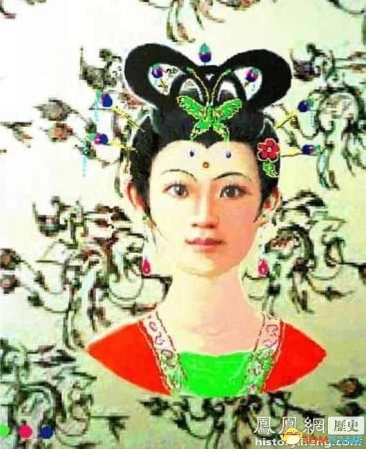 古代绝世美女长啥样?高科技复原中国七大古尸容貌