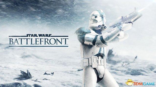 DICE:《星球大战:前线》将是史上最棒星战游戏