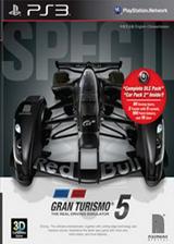 GT赛车5:SpecII 繁体中文亚版