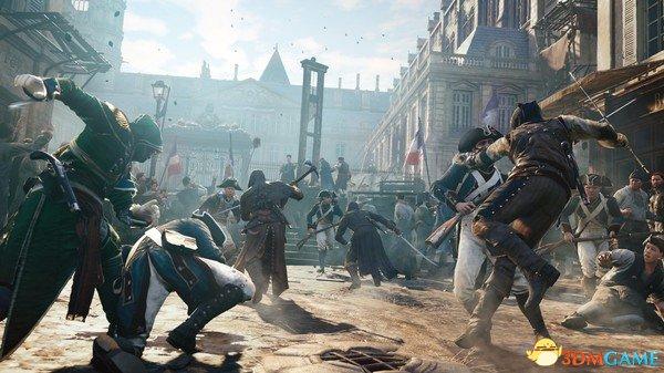 《刺客信条:大革命》取消海上作战 女刺客将加入?