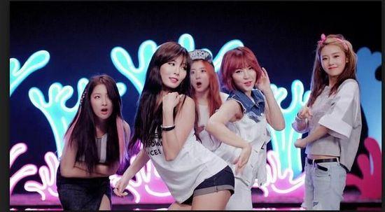 韩国女团竞争太激烈 被揩油已习惯常看成人视频!