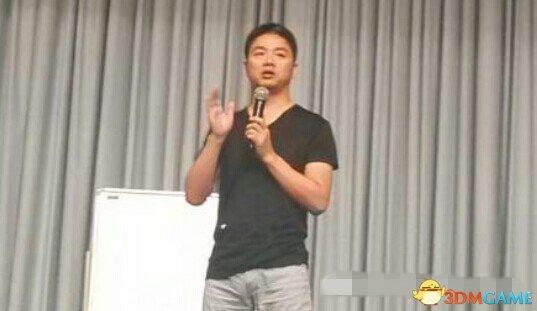 刘强东豪气冲天 称一年挣三四十个亿也能叫赚钱?