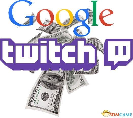 平台游戏GoogleYouTube 10亿台币收购Twitch 建新媒体帝国