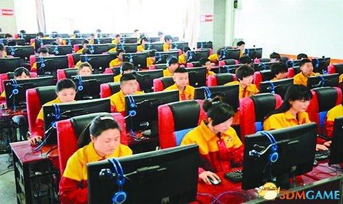 山东蓝翔高级技工学校:国外黑客每天都来官网转
