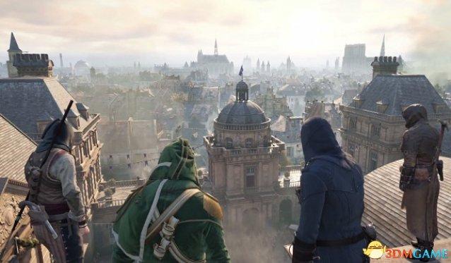 Arno传奇 《刺客信条:大革命》配音员曝任务细节