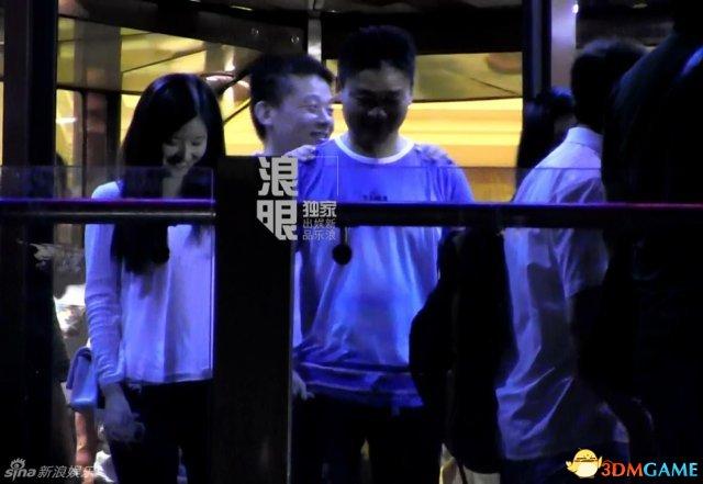 刘强东与奶茶妹妹同居甜蜜爱巢曝光 祝他们幸福
