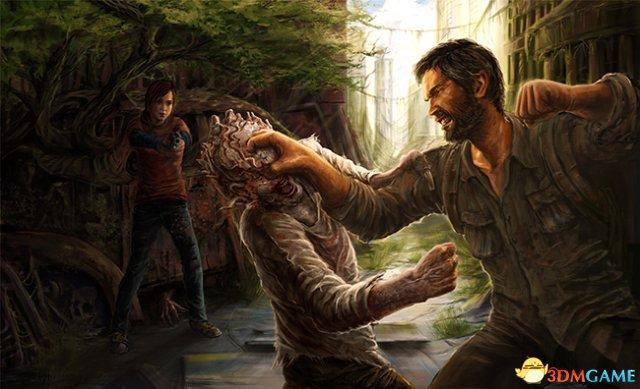 重制版再曝PS3对比PS4,菌类蔓延人类感染变异